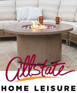 Enter to Win a Firepit Table!