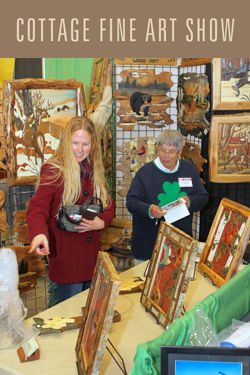 Cottage Fine Art Show
