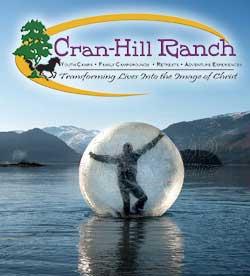 Cran-Hill Ranch Family Fun Zone – ZORB Balls!