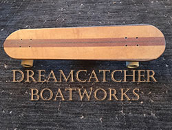 Enter to Win a Handcrafted Skateboard!