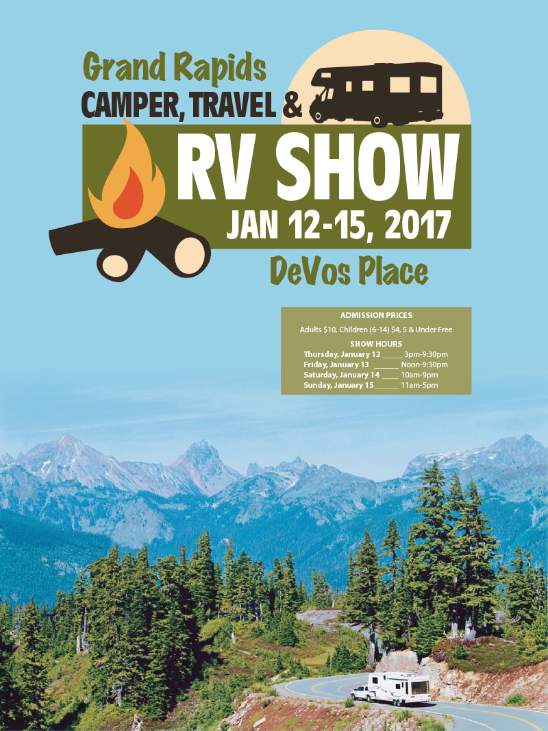 Grand Rapids Camper Travel Rv Show Showspan Autos Post