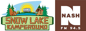 Enter to Win a Season Long Campsite at Snow Lake Kampground!