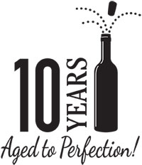 Join us as we celebrate our 10th Birthday!
