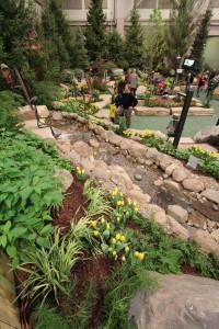 Giant, Sprawling Gardens