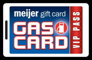 Win Gas for a Year from Meijer!