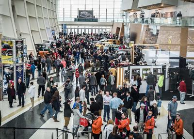 2019 Michigan International Auto Show