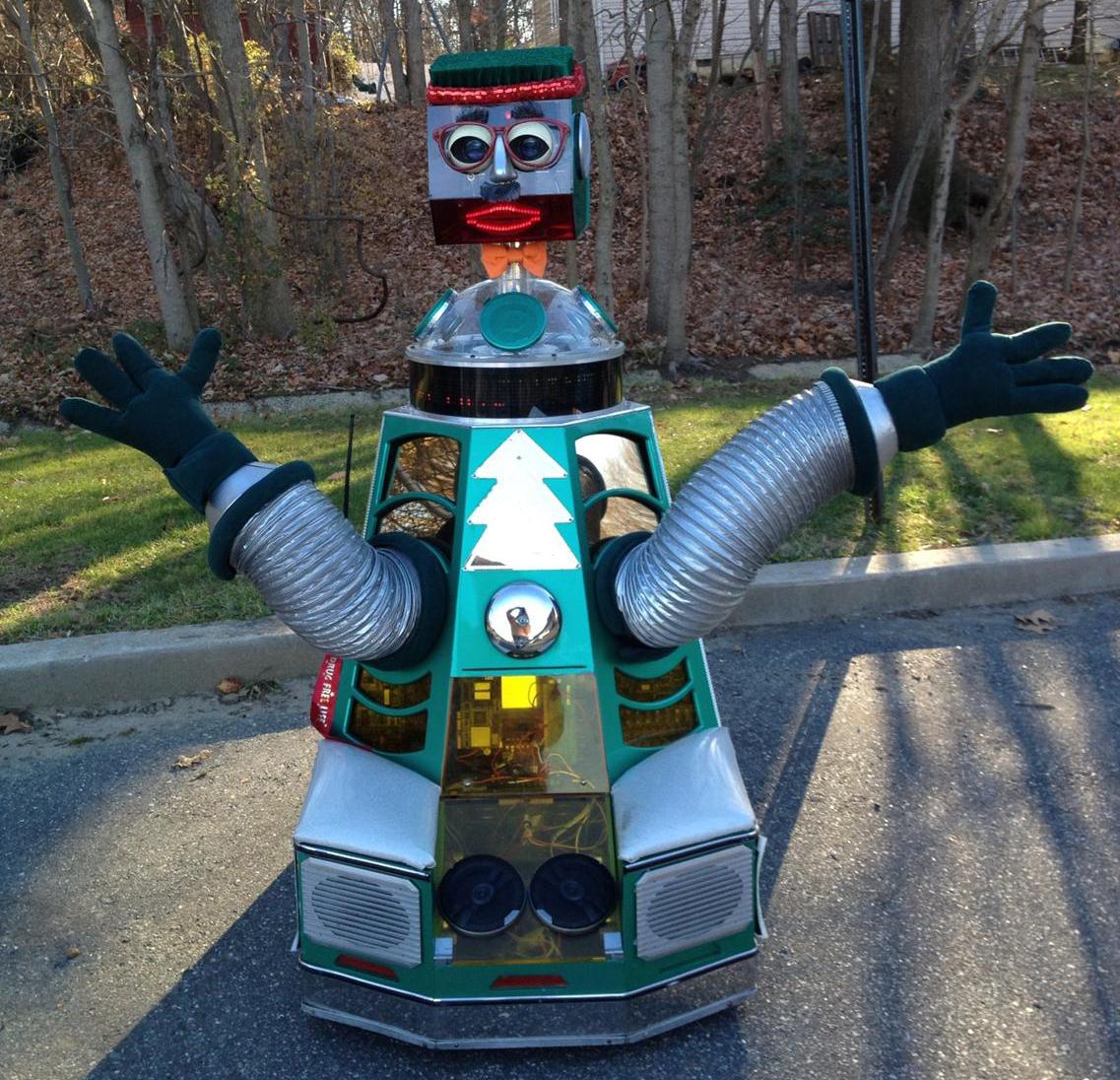 Gizmo the Robot