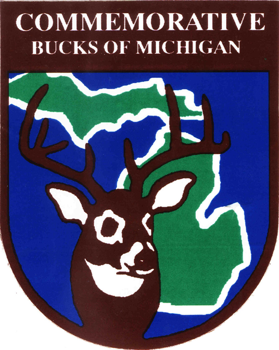 Commemorative Bucks of Michigan