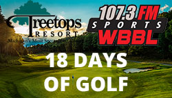 Win Golf & Lessons from Treetops in the 18 Days of Golf Giveaway!