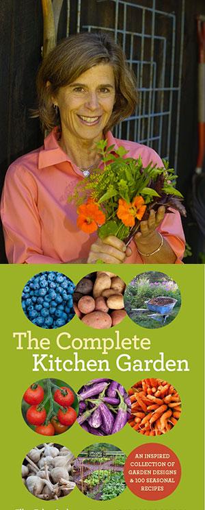 """Ellen Ecker Ogden, """"The Complete Kitchen Garden"""""""